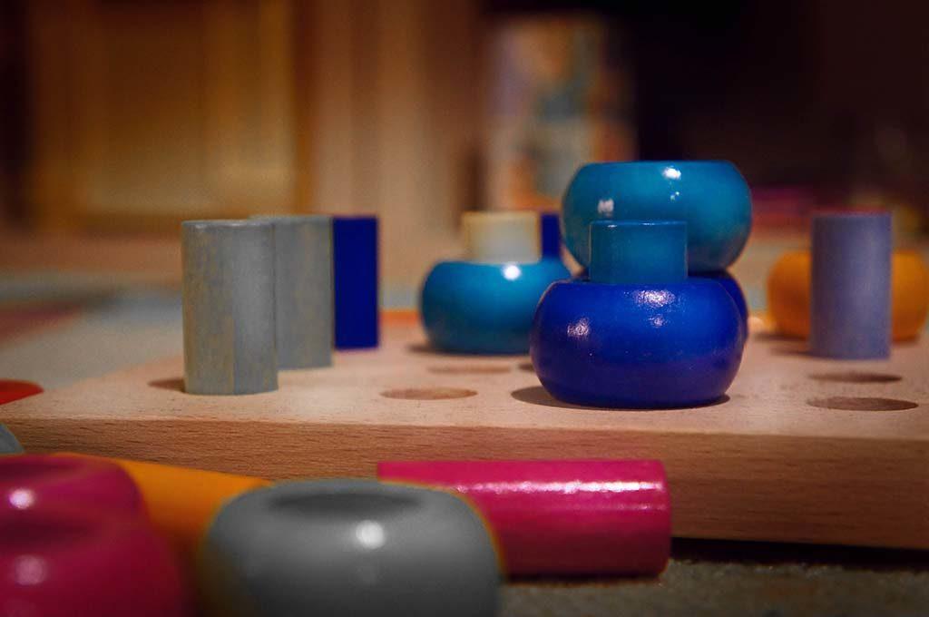 beste Lernspielzeug für Kinder ab 2 Jahre Haba Bunte Kringel