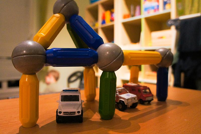 Smart Max Konstruktion Spielzeug Bausteine