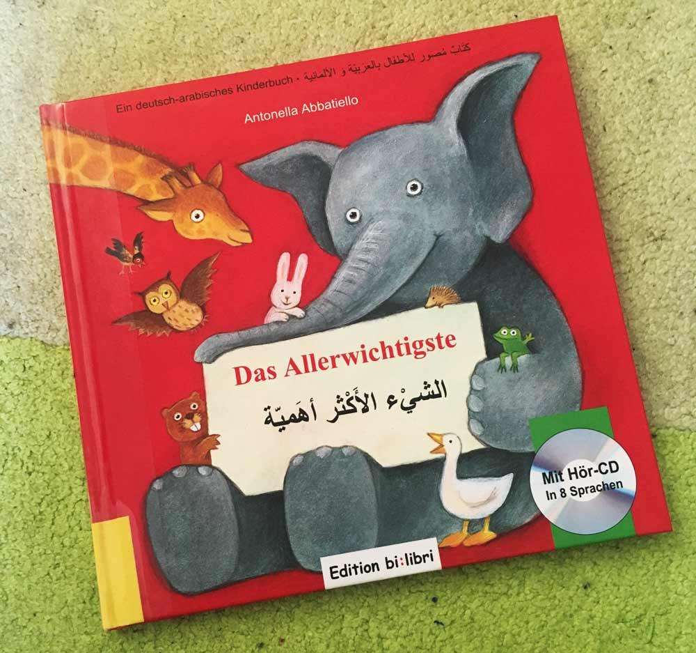 besten Bücher für Kinder ab 3 Jahre Das Allerwichtigste