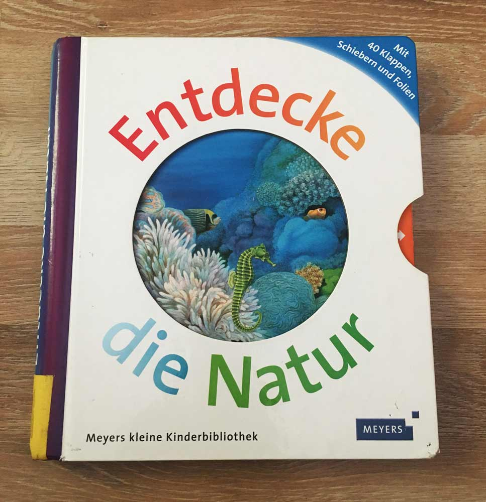 besten Bücher für Kinder ab 3 Jahre Entdecke die Natur
