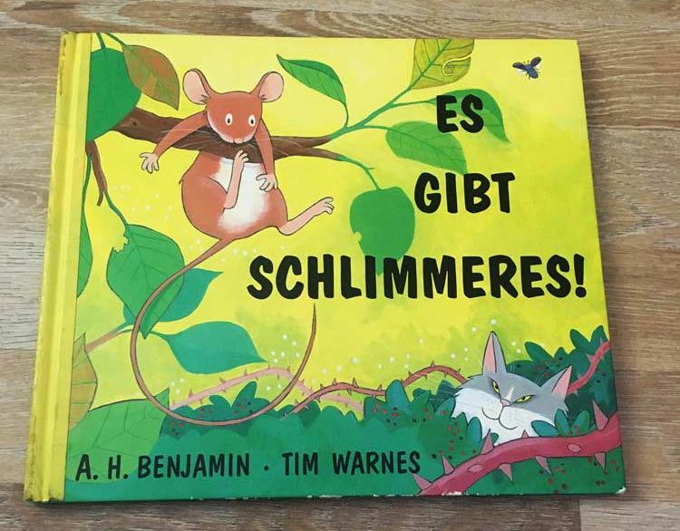 besten Bücher für Kinder ab 3 Jahre Es gibt Schlimmeres