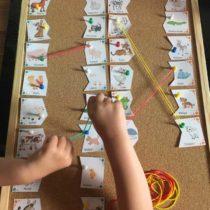 DIY Puzzles – schnell und einfach Puzzle für Kinder basteln