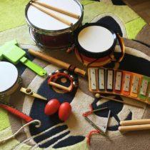 Kinder zu Hause für Musik begeistern und fördern